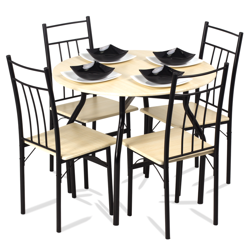 Dining Set Table With 4 Chairs Carmen image #41438