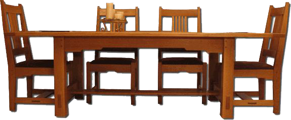 Dining Table 3 PNG