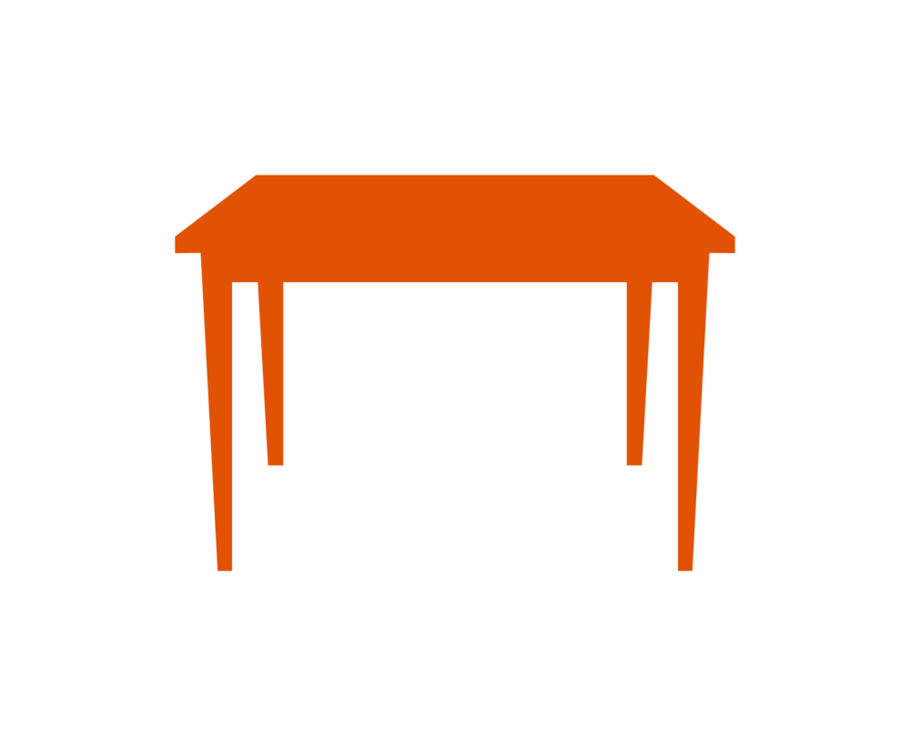 Dining Table Icon Png image #41443