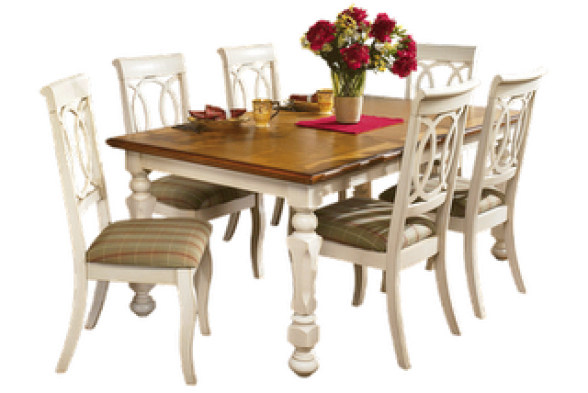 Dining Table Plan PNG Transparent