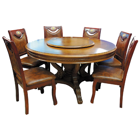 Dining Table PNG Transparent