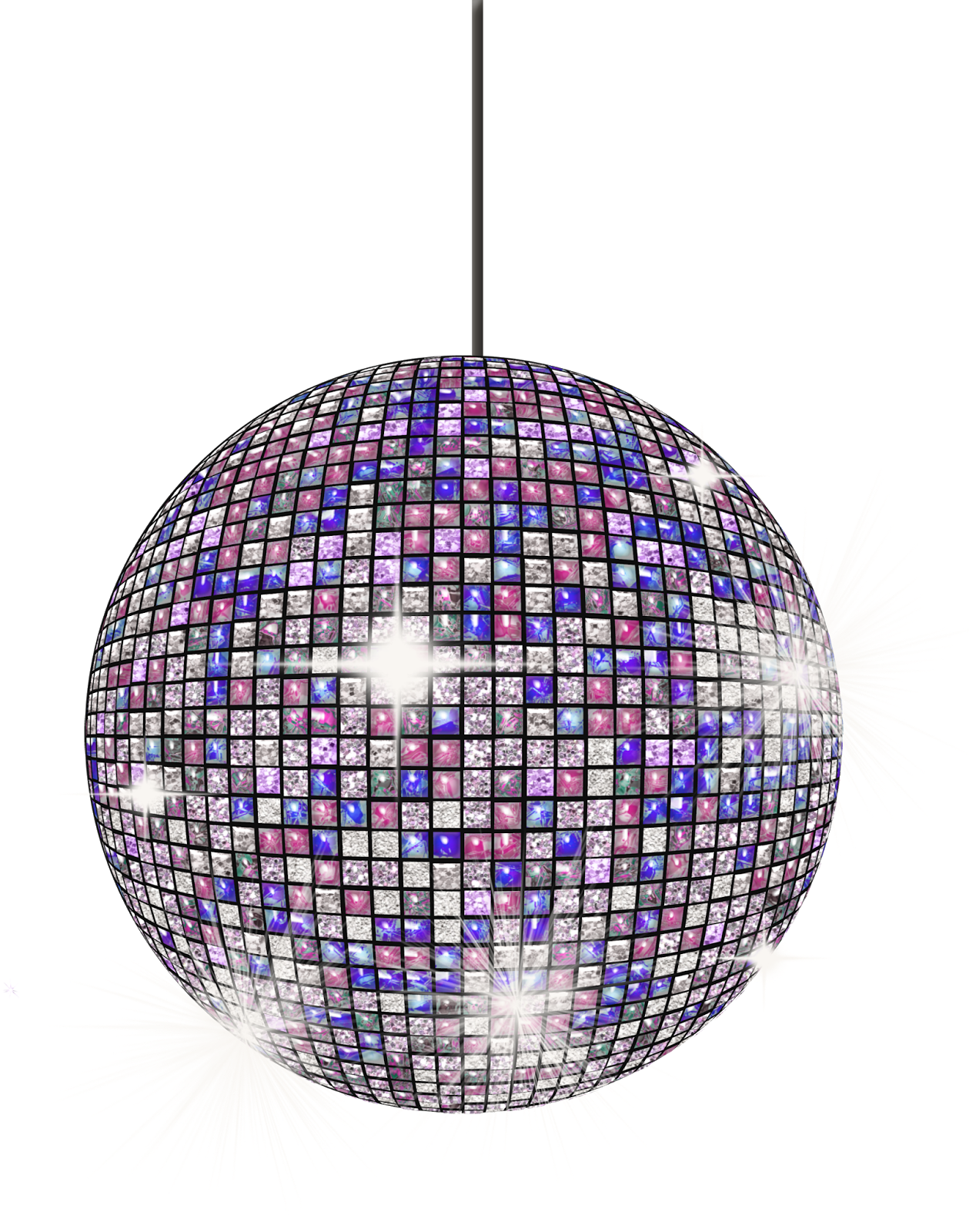Disco Ball Png image #27263