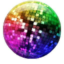 Image PNG Disco Ball