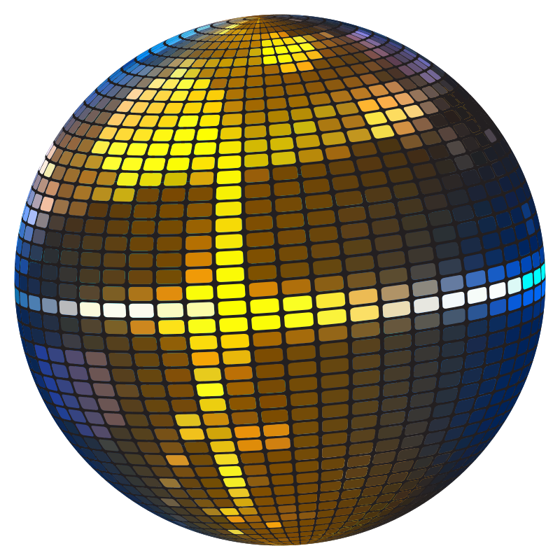 Collection Disco Ball Png Clipart image #27265