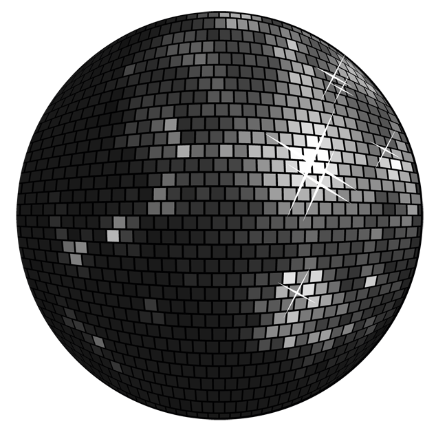 Disco Ball Png image #27285