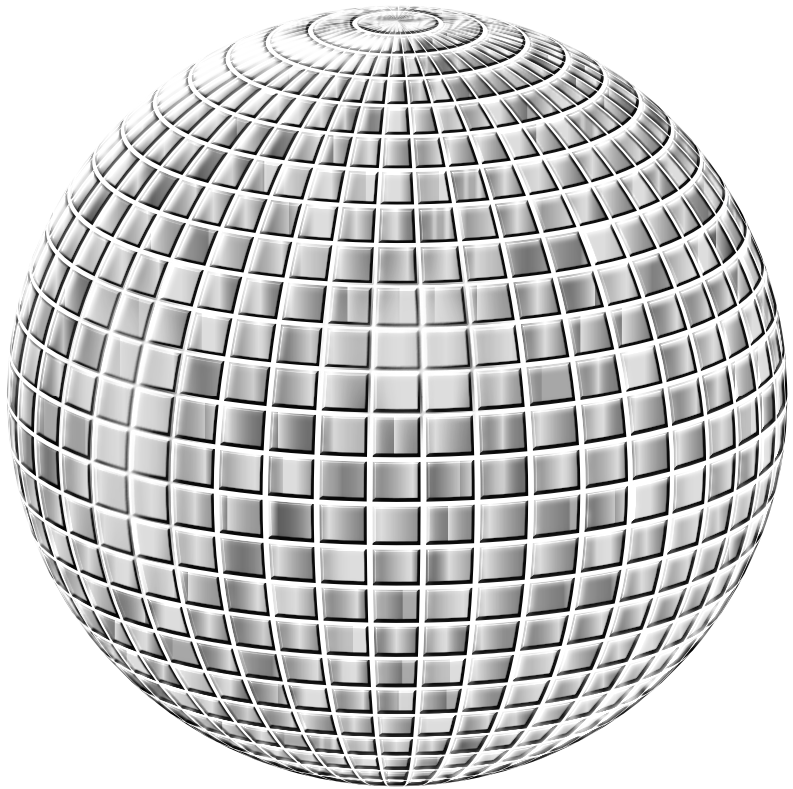Disco Ball Png image #27287