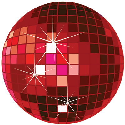 Disco Ball Png image #27289