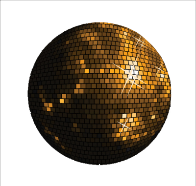 Disco Ball Png image #27290