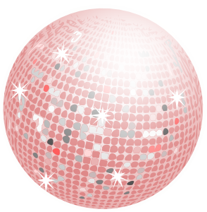 Disco Ball Png image #27291