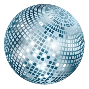 Disco Ball Png image #27292