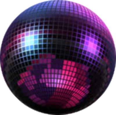 Disco Ball Png image #27268