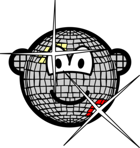 Discoball buddy icon