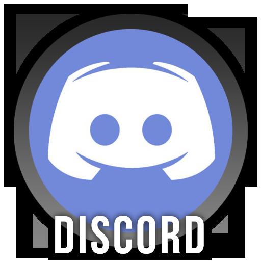 Discord Blue Icon image #43743