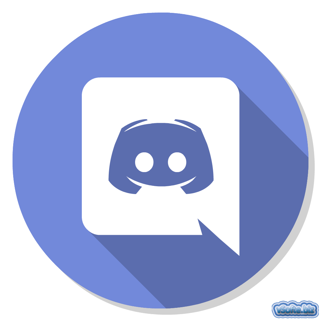 Discord Circle Icon image #43740
