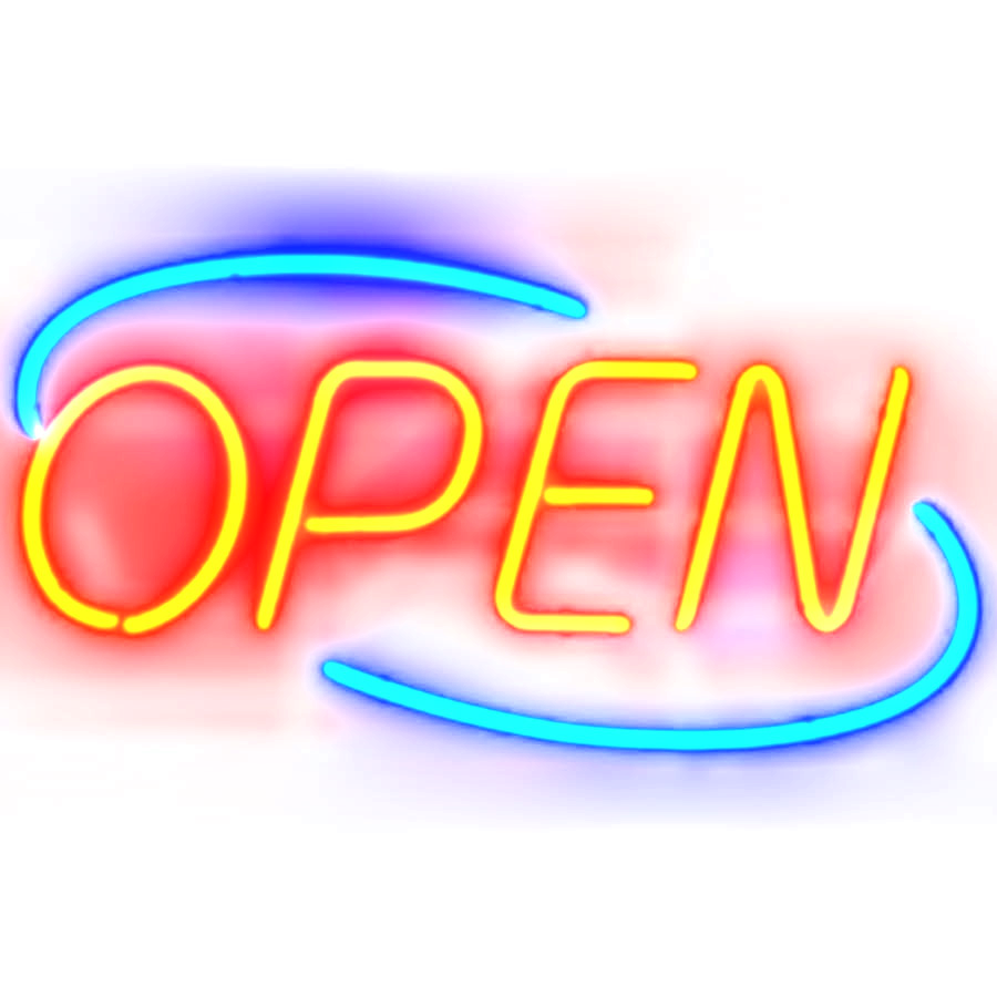 Displaying 17> Images For  Neon Open Sign Png