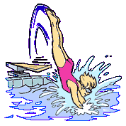 Diving  Png image #4443