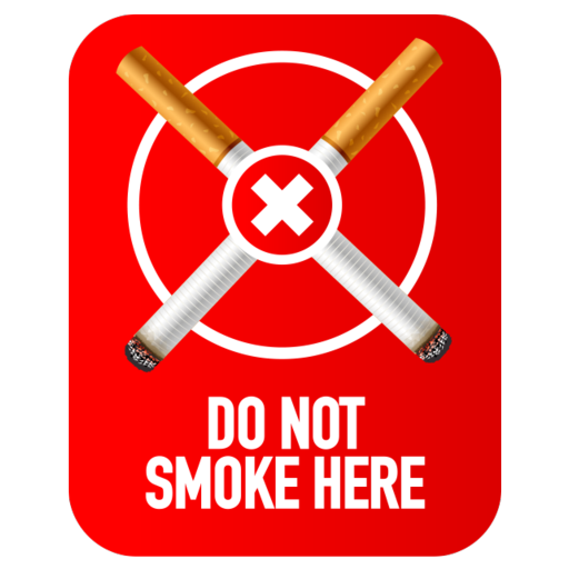 Do Not Smoke Here Icon Png image #20461
