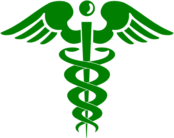 doctor symbol health green clipart