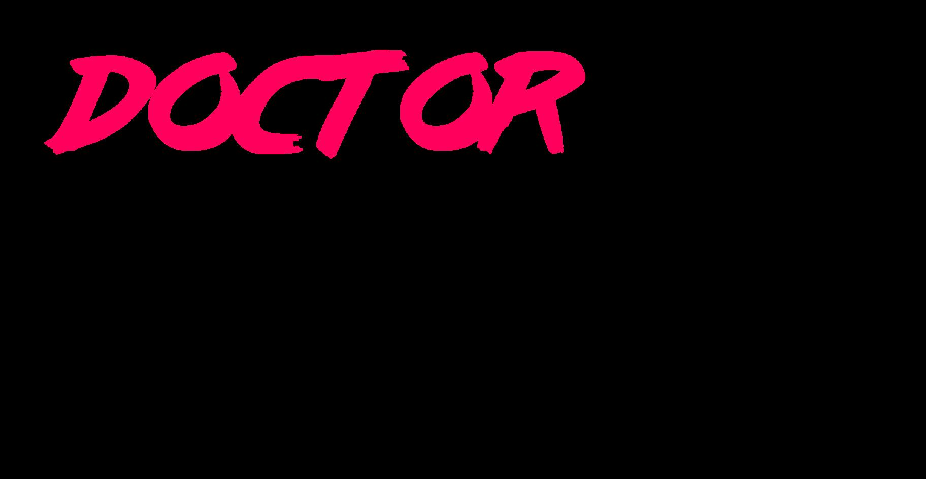Doctorwho logo design png