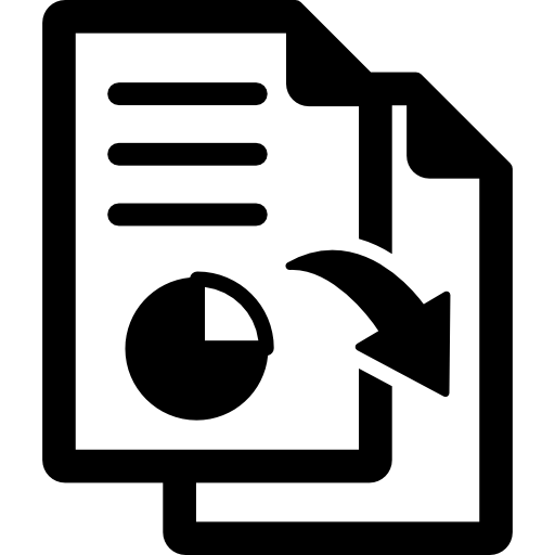 Document, duplicate, duplicate files, file icon