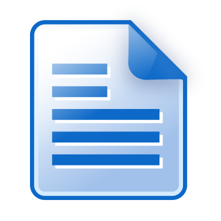 Document Icon image #36540