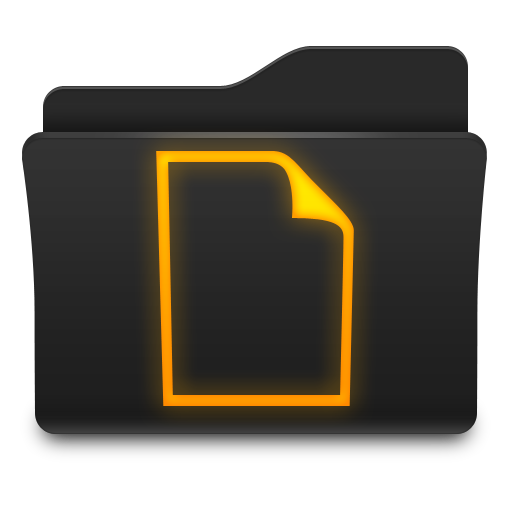 Icon Transparent Document image #36549