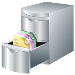 Document, Leads, Storage Icon image #6646