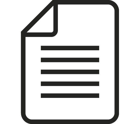 Document, Note, Paper, Text Icon image #36547