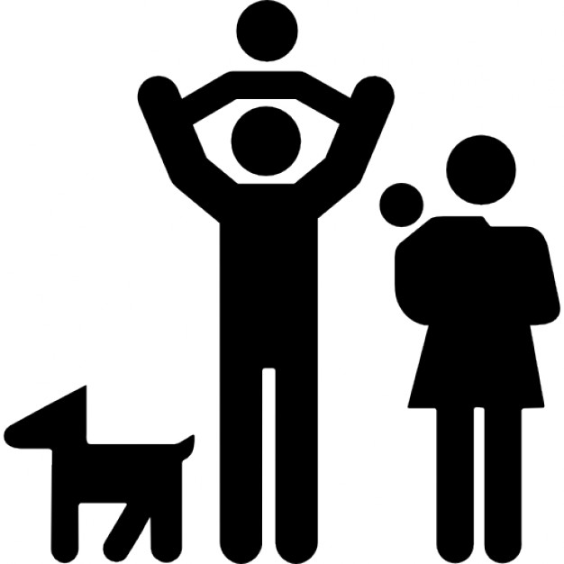 Dog, Family, Son, Baby Icon image #35613
