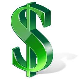 Dollar 3d Green Icon Png Transparent Background Free Download 3549 Freeiconspng