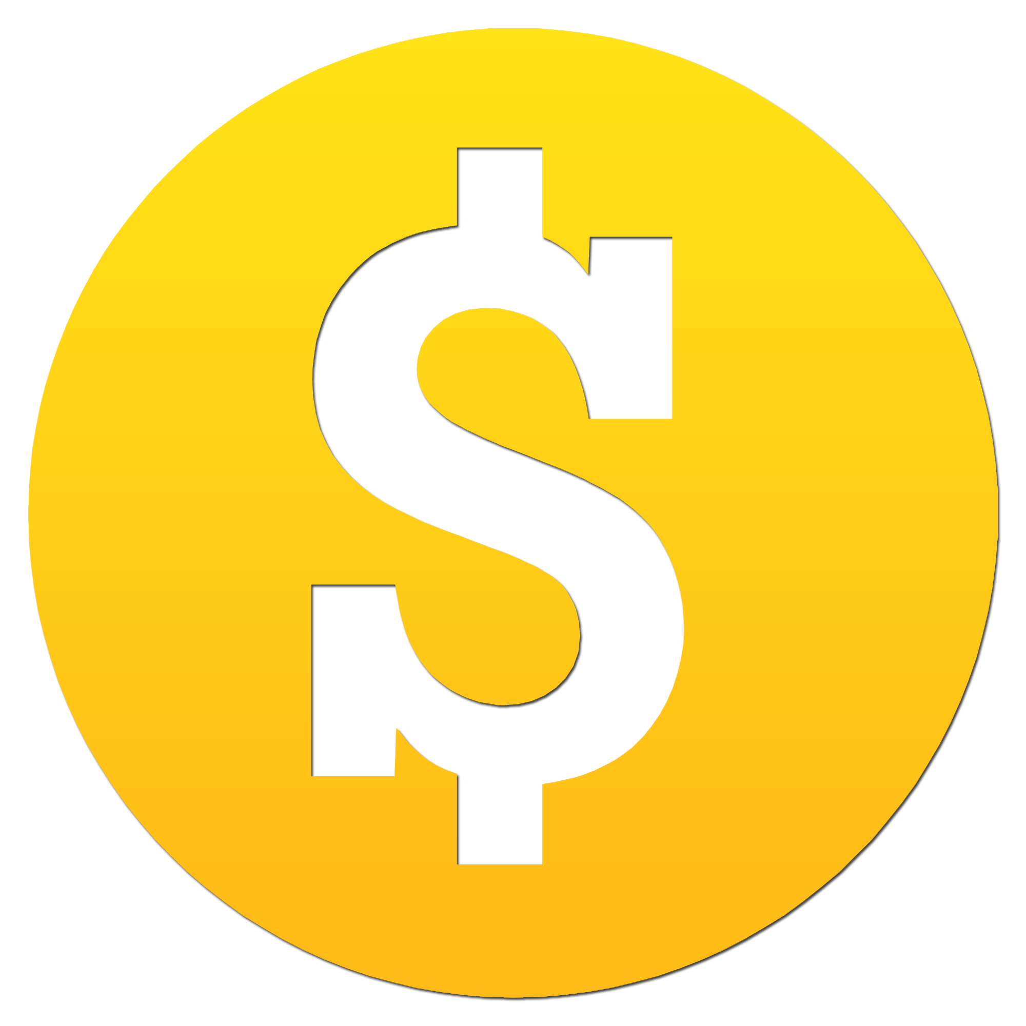 Dollar Sign Icon Png image #3550