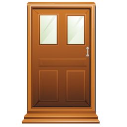 Free Icon Door image #10437