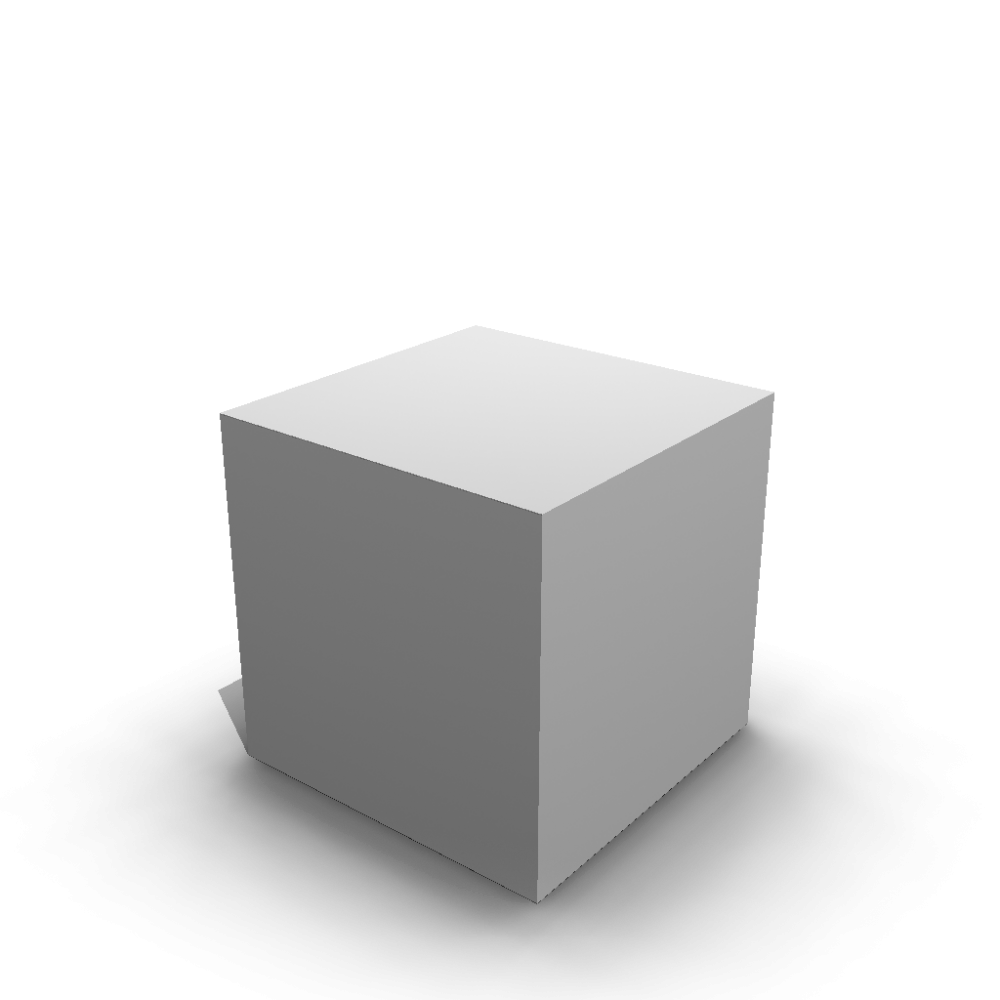 Download 3D Cube Icon Clipart image #47048