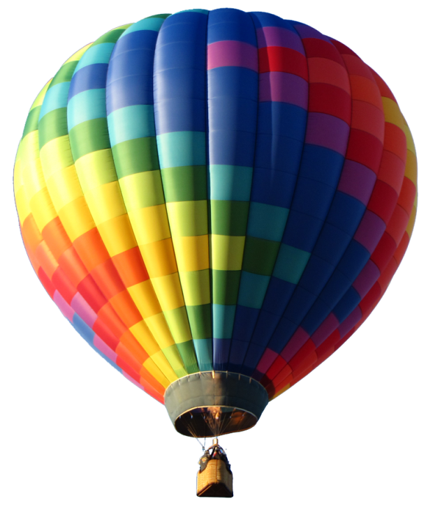 Download Air Balloon Clipart image #46758