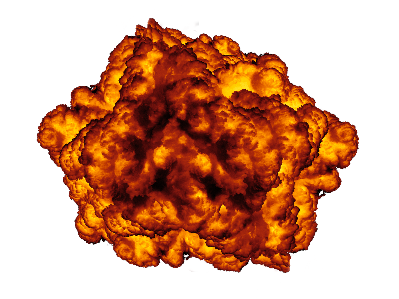 Download And Use Explosion Transparent Png Clipart image #45954