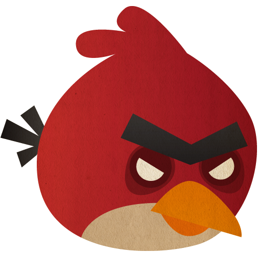 Download Angry Birds Icon Clipart image #46196