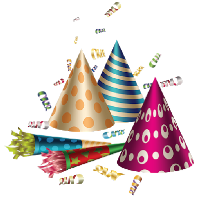 Birthday Party Transparent PNG Pictures