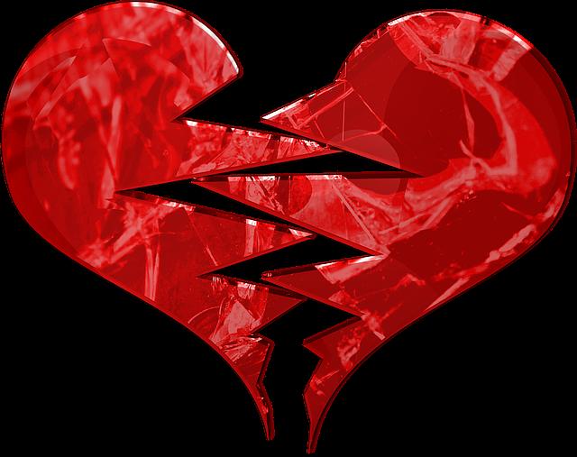 Download Broken Heart Icon #45722