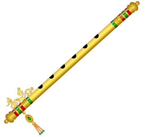 Download krishna Flute High-Resolution Flutes png