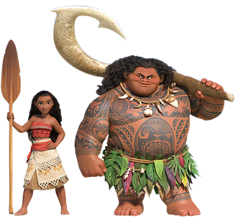 Download Moana High-quality Png