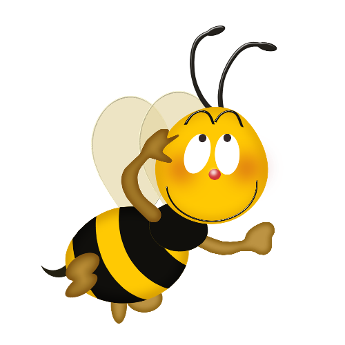 Download Png Bee Free Vector image #45418