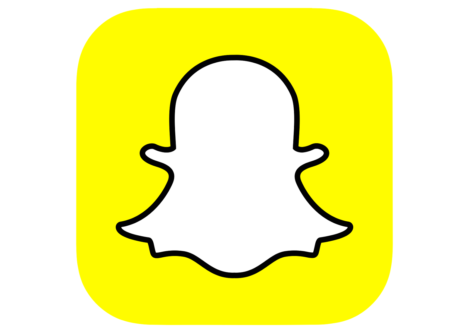 Download Snapchat Logo High-quality Png image #46427