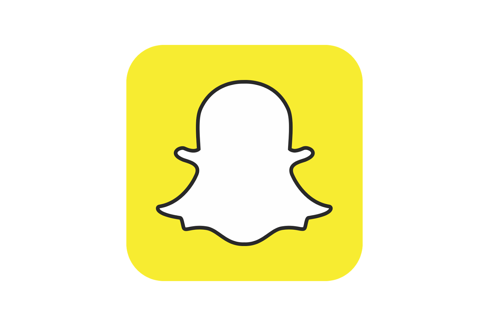 Download Snapchat Logo High Resolution image #46436