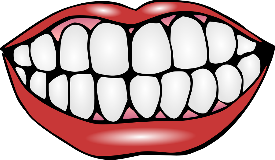 Download Teeth Icon Clipart image #46542