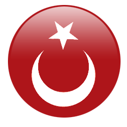 Download Turkey Flag Icon PNG image #45696
