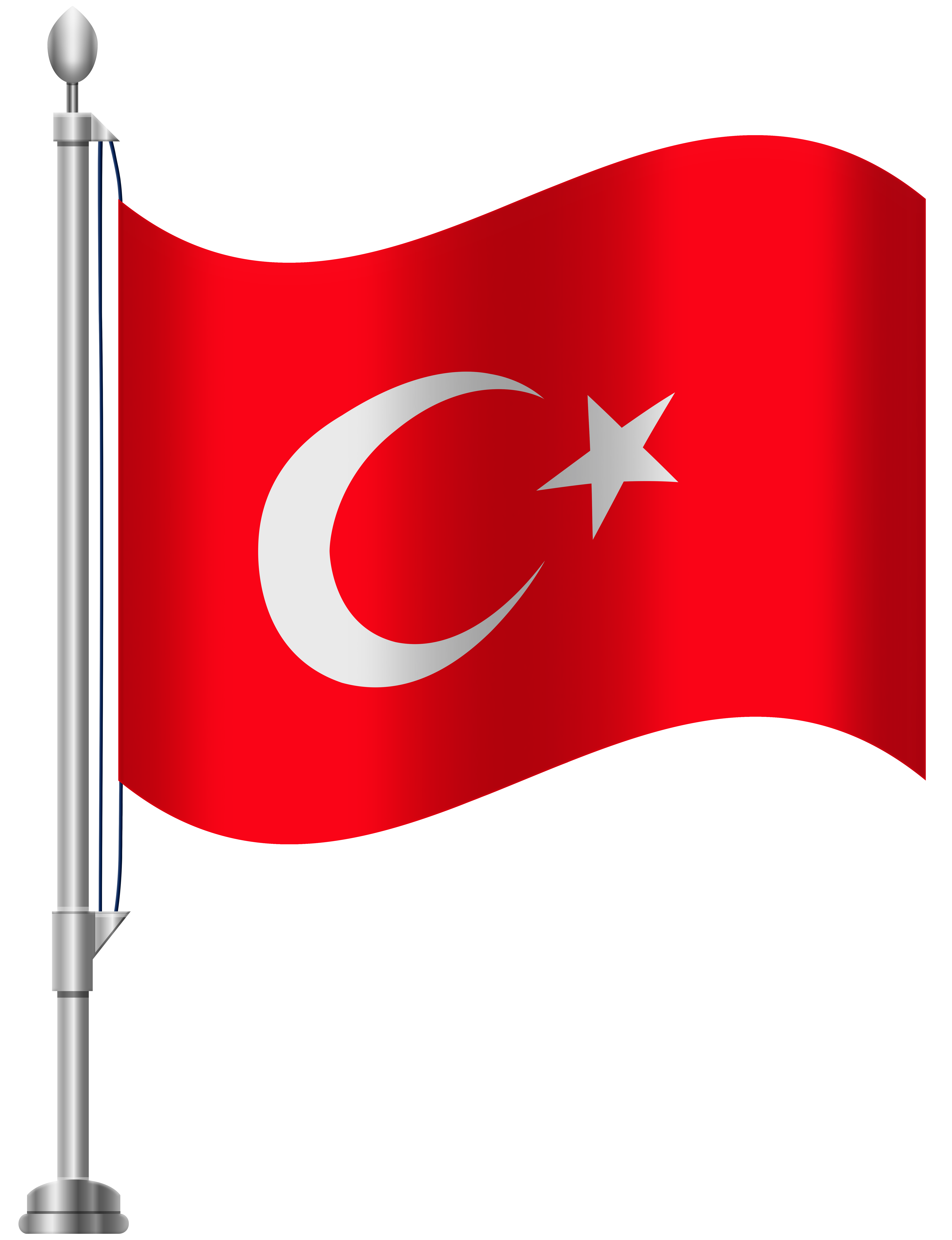 Download Turkey Flag Png Clipart