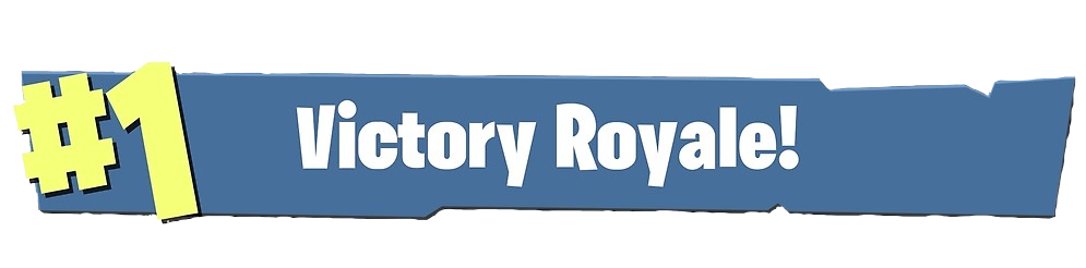 Download Victory Royale Sticker Product Logo High quality Png