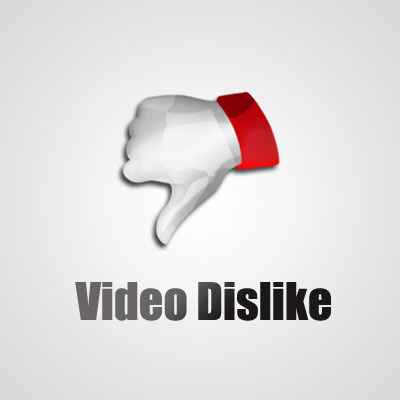Download Youtube Dislike Icon Png image #45980