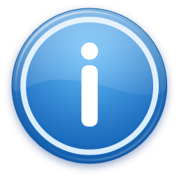 Downloadpsdfile Com Blue Information Icon Jpg Png Transparent Background Free Download 6073 Freeiconspng