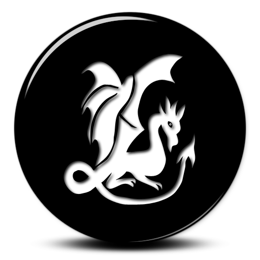 Icon Vector Dragon image #35561